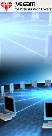 Veam for Virtualization Lovers - Veeam BackUp et Replication - leader de la sauvegarde sur Hyper-V